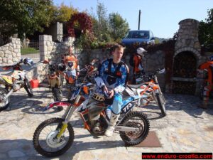 Enduro Touren Kroatien 2013 54