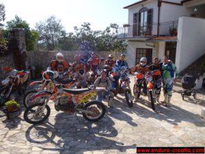 Enduro Touren Kroatien 2013 55
