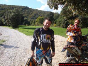 Enduro Touren Kroatien 2013 63