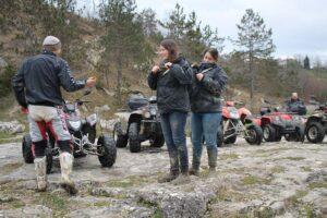 Quad Touren Kroatien 2014 42