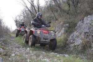 Quad Touren Kroatien 2014 62