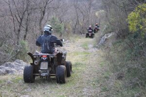 Quad Touren Kroatien 2014 66